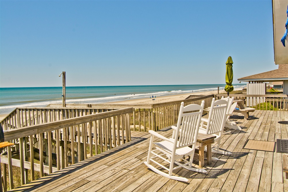 Crystal Coast Rentals Emerald Isle Rentals Blue Heaven 6 Bedroom Oceanfront House